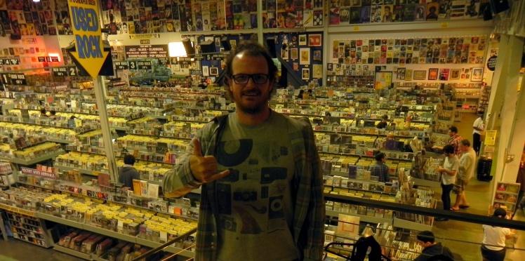 Amoeba Music - Para quem gosta de música, este é o lugar para visitar em Los Angeles!