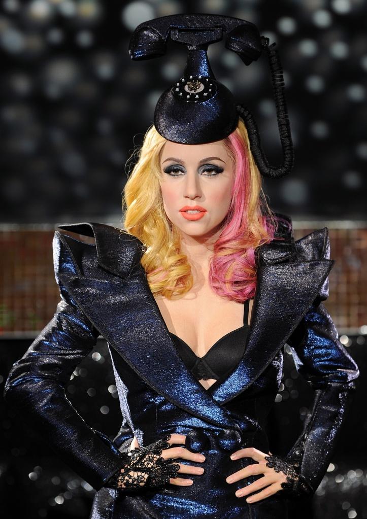 Figura da Lady Gaga no Museu de Cera