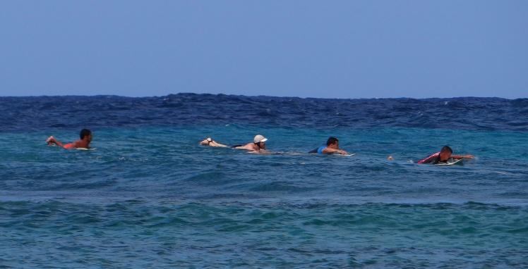 Surfing Jobos