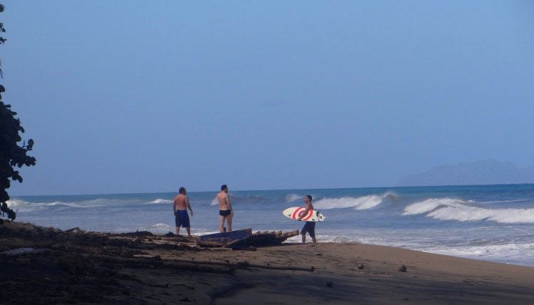 Positas Beach