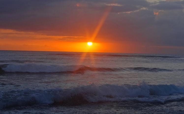 Sunset em Tres Palmas