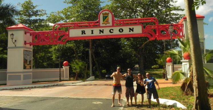 Cartel de Rincon