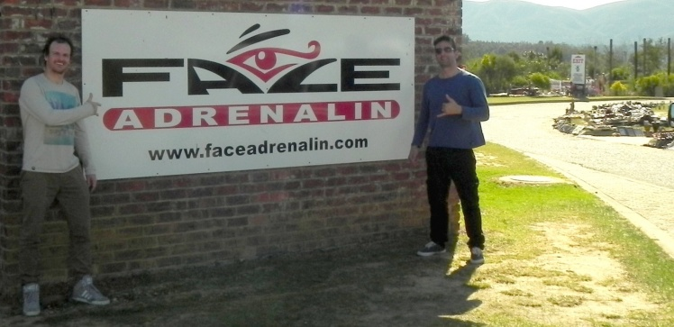 Face Adrenalin
