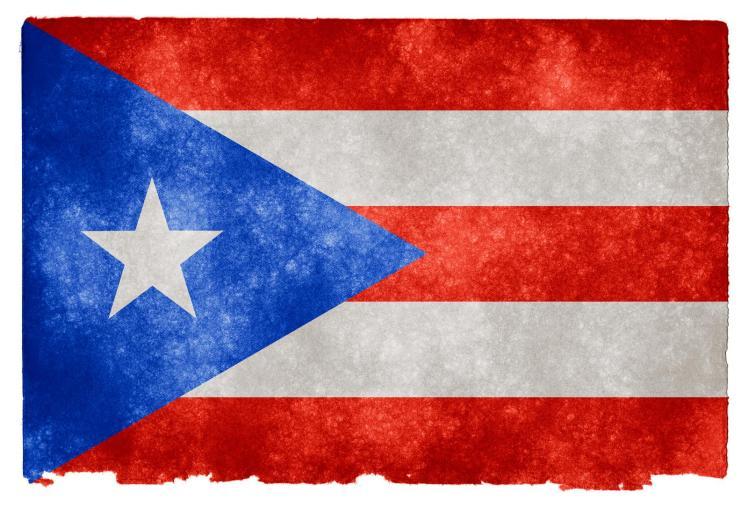 Bandeira de Puerto Rico
