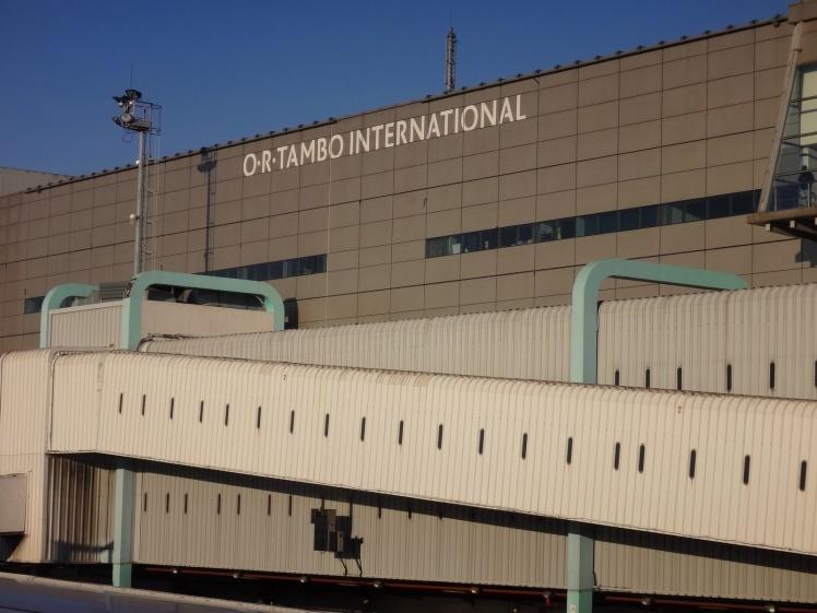 Aeroporto de Johannesburg