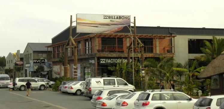 Outlet da Billabong