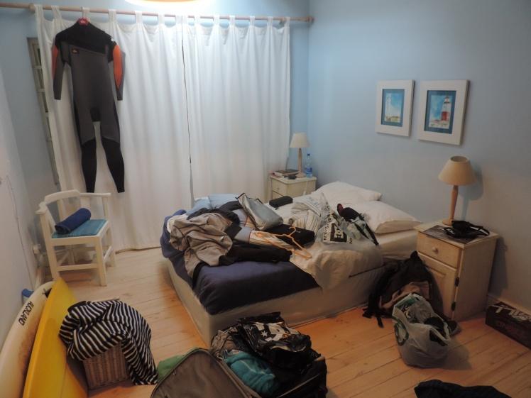 Nosso apartment no Beach Music