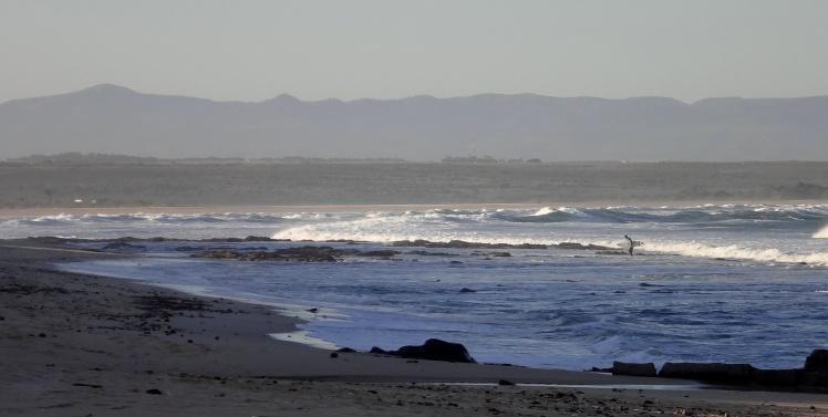 Surfing J-Bay