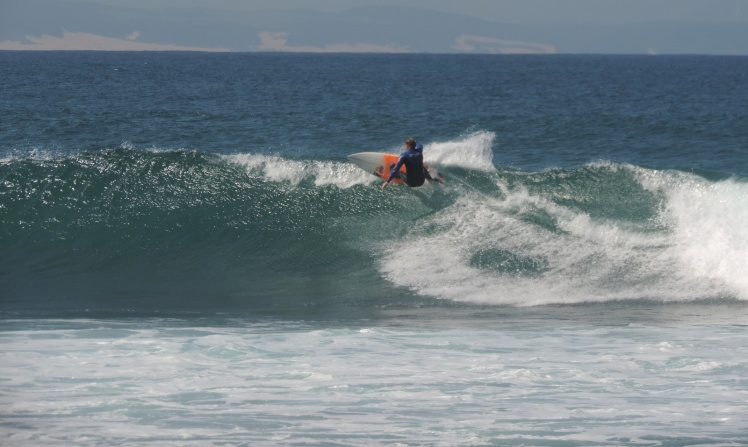 Supertubes - Jeffreys Bay