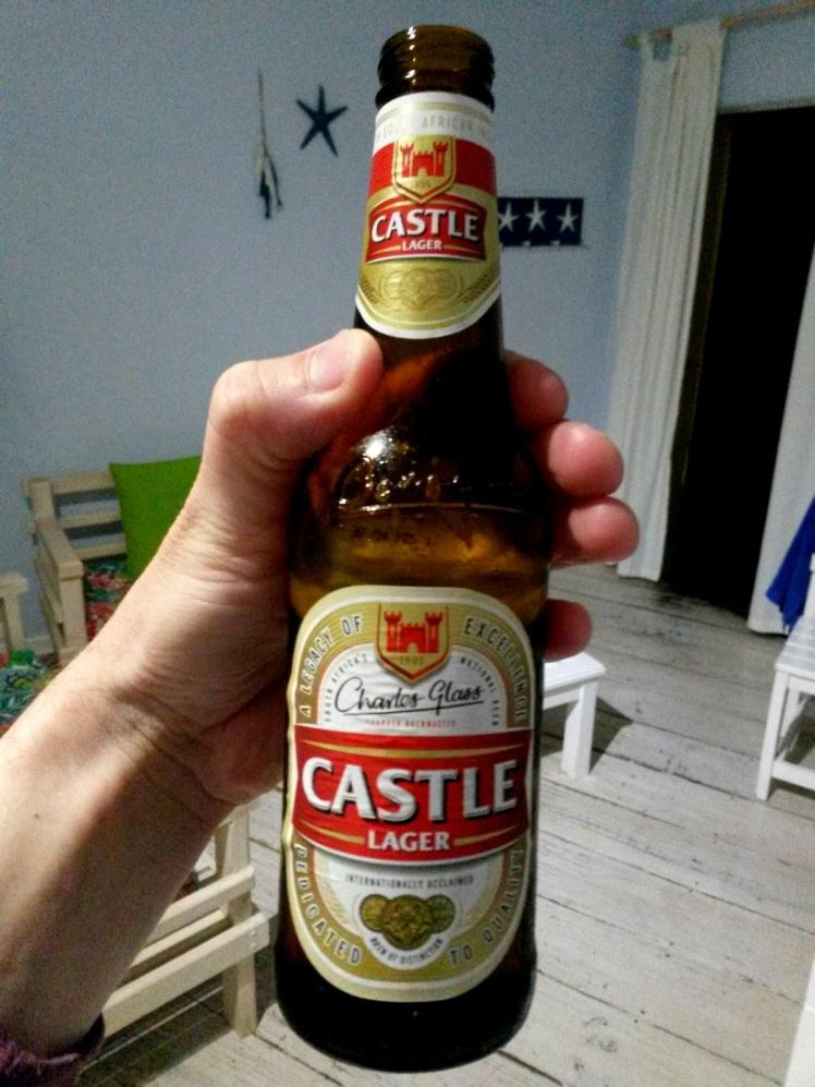 Castle - Bira sul africana