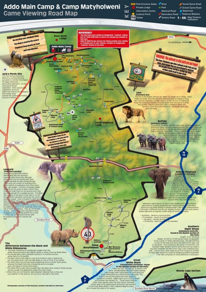 ADDO Road Map (Clique para ampliar)