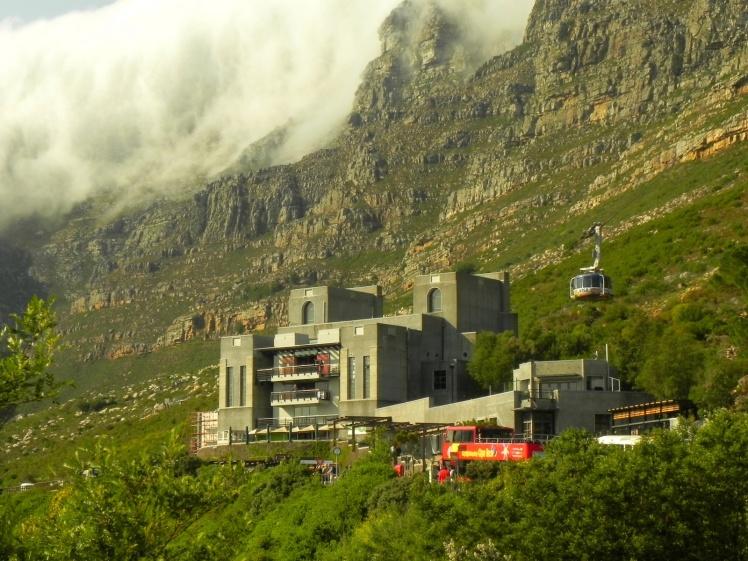 Teleférico - Table Mountain