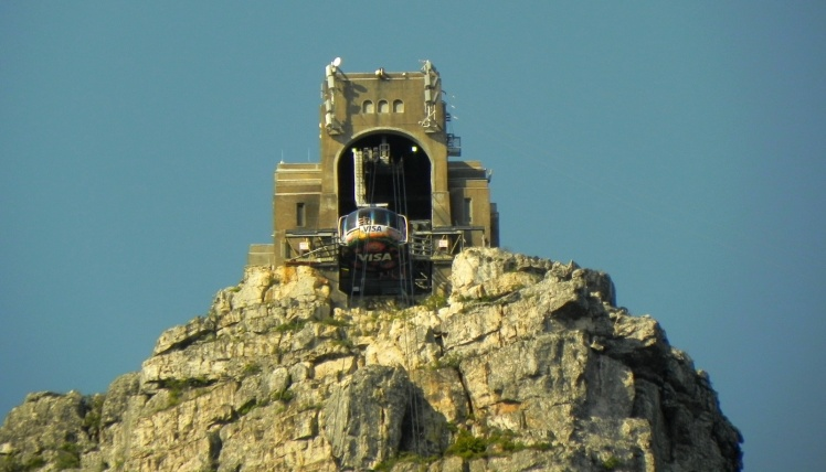 Teleférico - Table Mountain