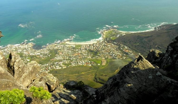Vista da Table Mountain