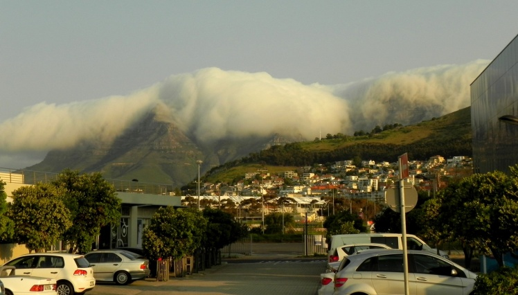 Table Mountain desde Green Point